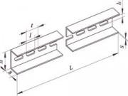Профиль П-образный К225, К240